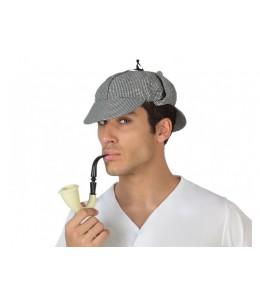 Gorra y Pipa Sherlock