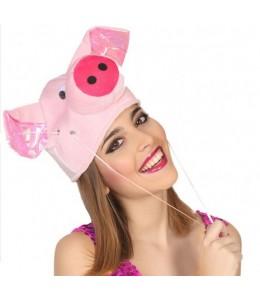 Gorro cerdo
