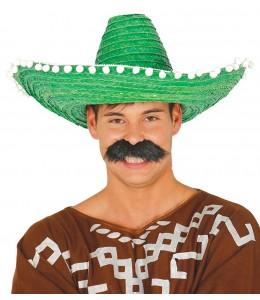 Sombrero Mejicano de Paja 50cm