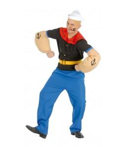 Disfraz de Marinero Musculoso