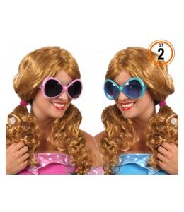 Gafas Disco con Brillos