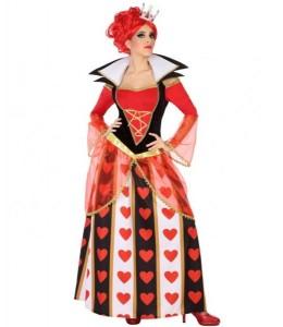 Disfraz de Reina de Corazones