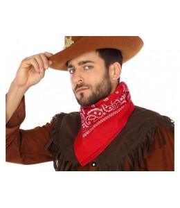 Pañuelo Vaquero Rojo*