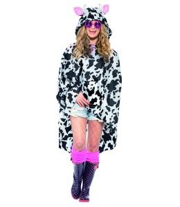 poncho vaca