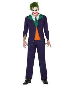 Kostüm Joker Clown