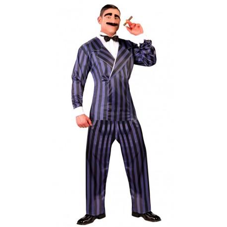 Disfraz de Familia de Terror Sr Gomez
