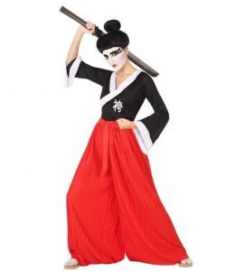 Disfraz de Japonesa