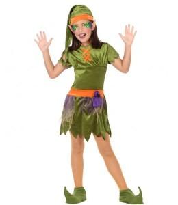 Costume De La Jeune Elfe