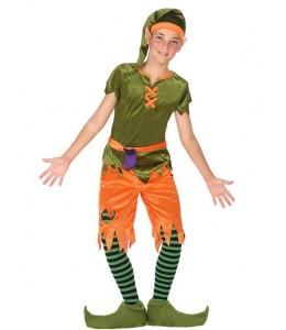 Costume De Lutin Enfant