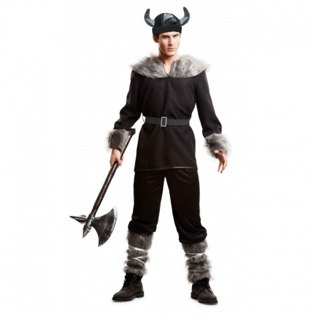 Disfraz de Vikingo Salvaje