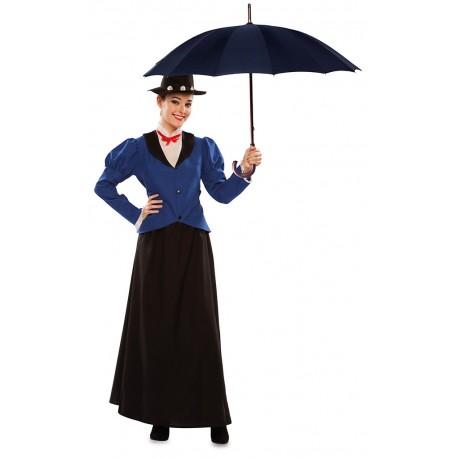 Disfraz de Niñera Poppins