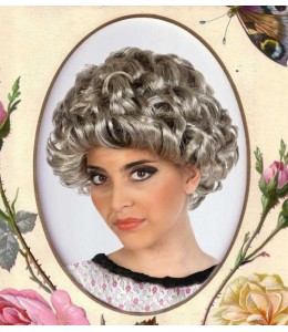Wig Grandmother