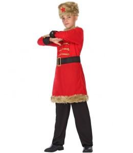 Disfraz de Ruso Infantil