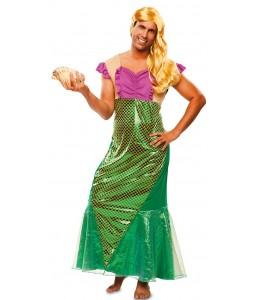 Costume de Sirène Homme