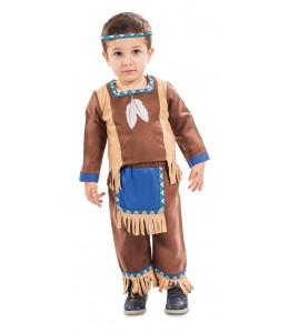 Disfraz de Indio Bebe