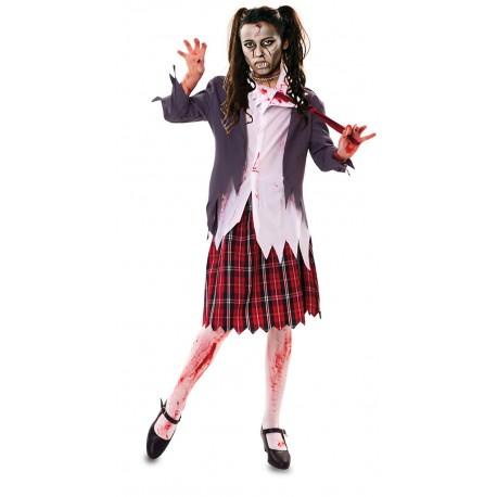 a59f304f1 Comprar Disfraz de Colegiala Zombie por solo 20.00€ – Tienda de disfraces  online