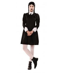 Costume De Fille De Sinistre Mercredi
