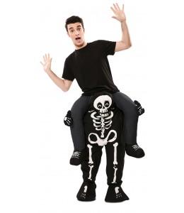 Disfraz de Esqueleto a Hombros