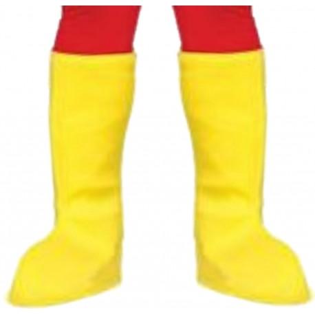 Cubrebotas Amarillo