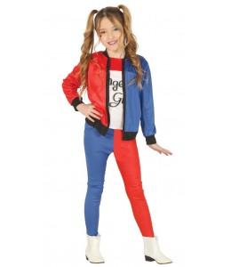 Disfraz de Chica Peligrosa Infantil