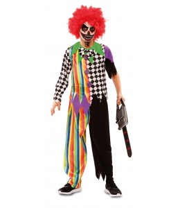 Costume de Clown Sinistre enfant