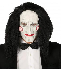 Mascara Marioneta con Pelo