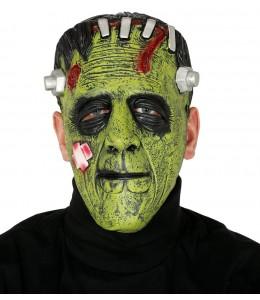 Mascara Monstruo Verde
