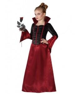 Fantasia de Vampira Bordéus Infantil