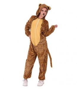 Disfraz de Leopardo Pijama