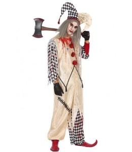 Disfraz de Arlequin Sangriento hombre