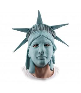Mascara Estatua Libertad