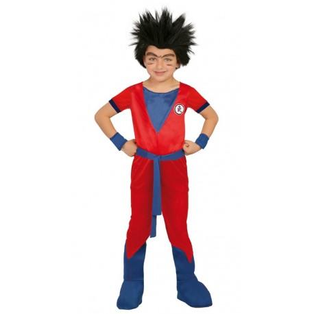 Disfraz de Guerrero Goku Infantiil
