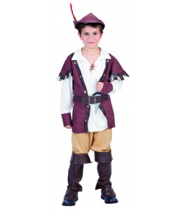Disfraz de Arquero Robin Hood Infantil