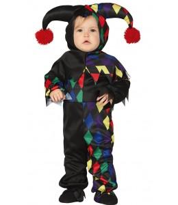 Disfraz de Arlequin Baby
