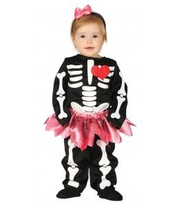 Esqueleto Rosa Baby