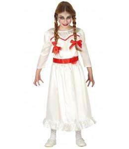 Disfraz de Muñeca Poseida Infantil