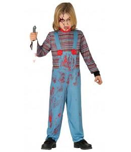 Costume Doll Diabolico