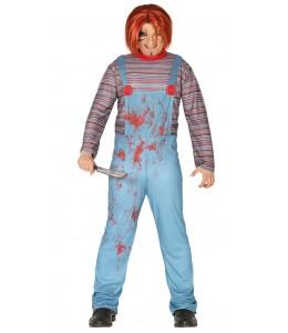 Disfraz de Muñeco Asesino