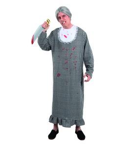 Disfraz de Abuela Psicosis