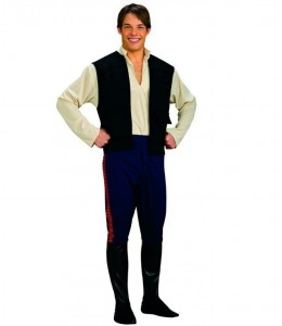 Costume of Han Solo