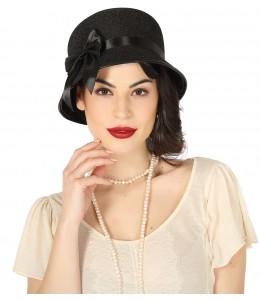 Sombrero Mujer Años 20
