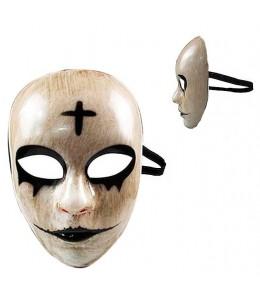 Mascara Asesino con Cruz