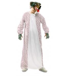 Disfraz de Lobo Abuelita