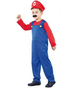 Fantasia de Mario Infantil
