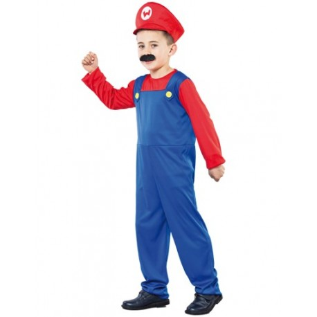 Disfraz de Mario Infantil