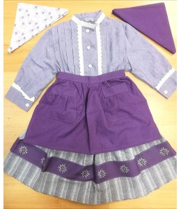 Whole Home Purple and Gray with Stripes and Eguzkilore