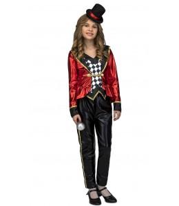 Disfraz de Presentadora de Circo Infantil