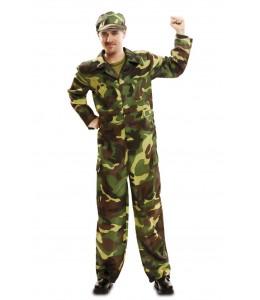 Disfraz de Soldado Militar