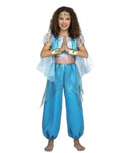 Disfraz de Princesa Arabe Morada Infantil