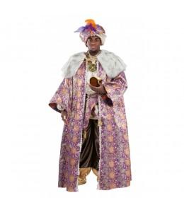 Disfraz de Rey Mago Baltasar de Lujo